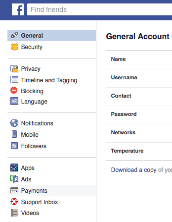 Where can I see my account balance on Facebook? – Boku